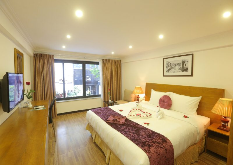 Deluxe Double Room With Window